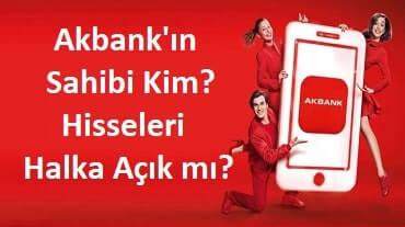 Akbank kimin